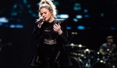 Watch Kelly Clarkson Perform Show-Stopping Cover of 'Shallow'